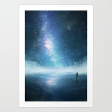 Expanse  Art Print