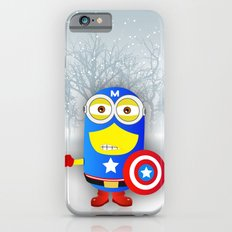 The Winter Soldier  iPhone 6 Slim Case