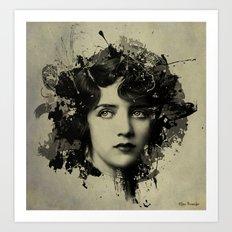 Susan Fleming Art Print