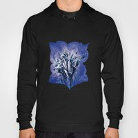 Thistle And Weeds_deep P… Hoody