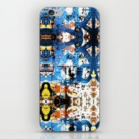 A Bit Of A Lock. iPhone & iPod Skin