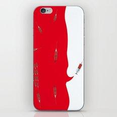 Insane tide iPhone & iPod Skin