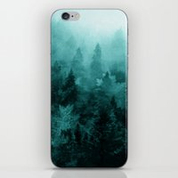 Fractal Forest iPhone & iPod Skin