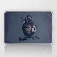 Night Watchman Laptop & iPad Skin