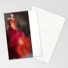 Fire dress Stationery Cards