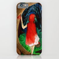 iPhone & iPod Case featuring Who's Afraid by Taylor Davis