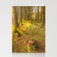 Stump Wood Stationery Cards