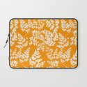 Spring Orange Laptop Sleeve