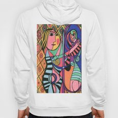 Lady in the Mirror Hoody