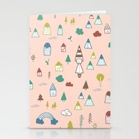 A PLACE BEYOND THE WOODS Stationery Cards