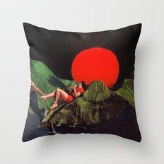 DRAG Throw Pillow