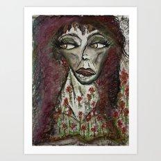 Inner Goddess Art Print