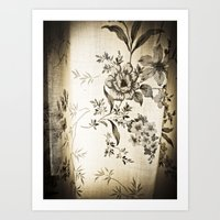 Vintage Light Art Print