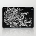 Serpent Warrior iPad Case