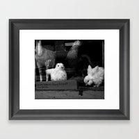Pixies Framed Art Print