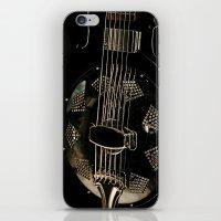 Resonator iPhone & iPod Skin