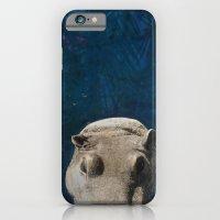 Hippo On The Tropic Of C… iPhone 6 Slim Case