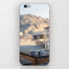 on the edge of the world iPhone & iPod Skin