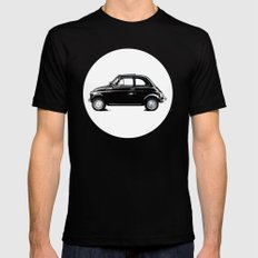 dream car Mens Fitted Tee Black SMALL