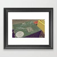 Untitled Vol. 1 Framed Art Print