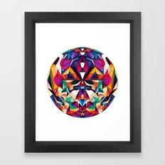 Emotion in Motion Framed Art Print