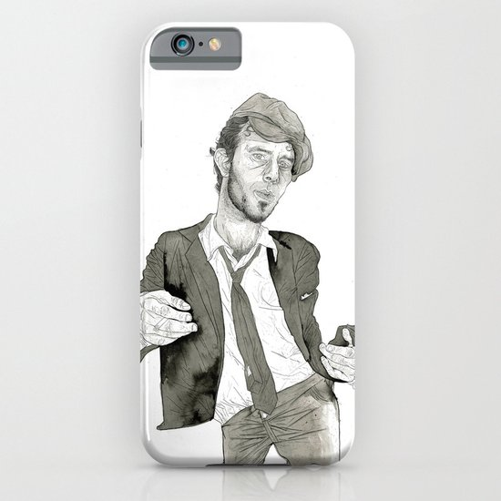 Tom Waits: The Early Years iPhone & iPod Case