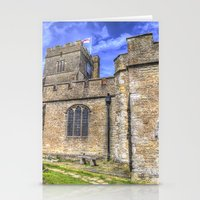 St Peter And St Paul Chu… Stationery Cards
