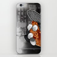 Urban Communication Turt… iPhone & iPod Skin