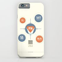 iPhone & iPod Case featuring Omaha Omaha by Reg Lapid