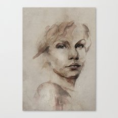 [Little Kristi] Canvas Print