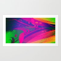 Ilusion Art Print