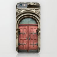 iPhone & iPod Case featuring Another Amtsgericht by PsychoBudgie