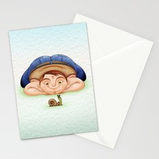 Caracol Stationery Cards