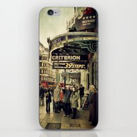 At The Criterion iPhone & iPod Skin