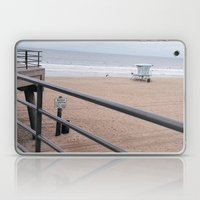 The Rails of Sand Laptop & iPad Skin