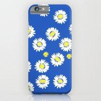 Daisy Flowers iPhone 6 Slim Case
