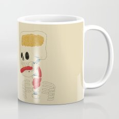 Square Skull...   Mug
