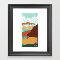 Feodor Framed Art Print