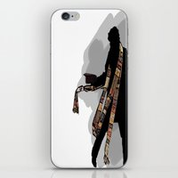 Doctor 4 iPhone & iPod Skin