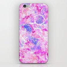 Feminine Folk Floral iPhone & iPod Skin
