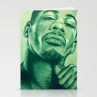 didier morville alternative green! Stationery Cards