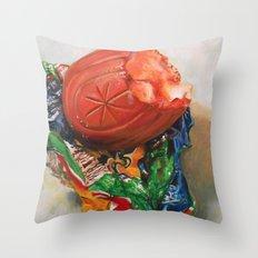 You Had Me At Cadbury Throw Pillow
