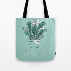 Parsley Tote Bag
