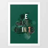 The Infinite Art Print