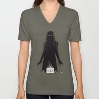 Carrie (Red Collection) Unisex V-Neck