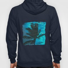 Swimming Palm Hoody