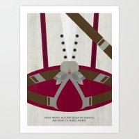 Video Game Poster: Assas… Art Print