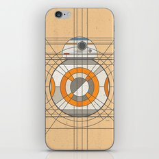 BB-8 Deco Droid iPhone & iPod Skin