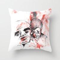 Maf #2 Throw Pillow