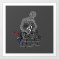 My Gift to You Art Print